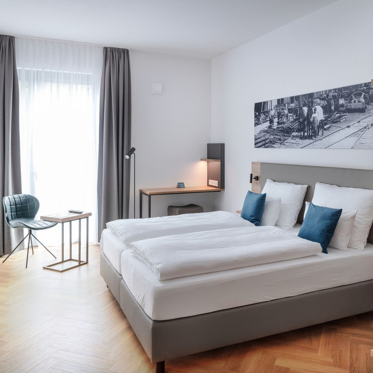 Zimmer Ecome Hotel
